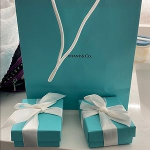 Tiffany's Gift bag lot